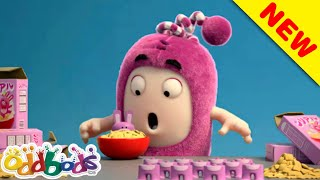 ODDBODS | Cereal Box Surprise! | New Episode | Cartoons For Kids