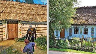 위쳐3에서 찾을 수 있는 폴란드 실제 장소와 문화들