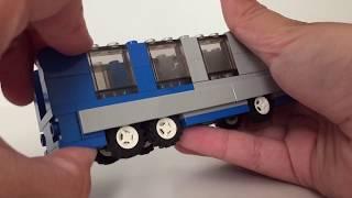 відео лего як зробити тролейбус