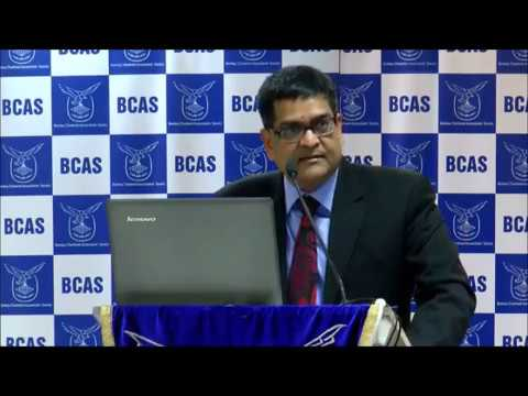 """Expert Chat @ BCAS on """"Strengthening the Profession"""""""