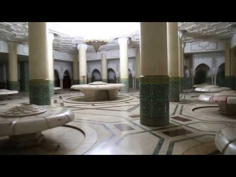 The Amazing Grand Mosque of Hassan II Casablanca