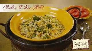Chicken & Rice Skillet