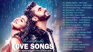 Romantic Hindi Love Songs 2019, LATEST BOLLYWOOD SONGS 2019 Romantic Indian Songs - Hindi Songs