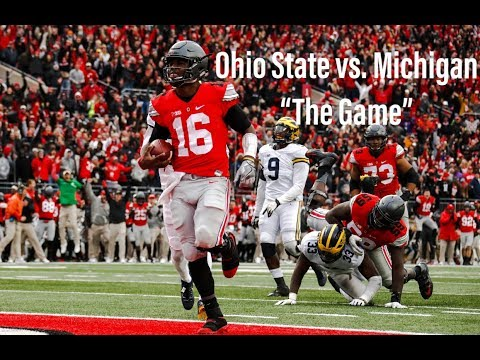 Ohio State vs. Michigan 2017 Pump Up | Whatever It Takes