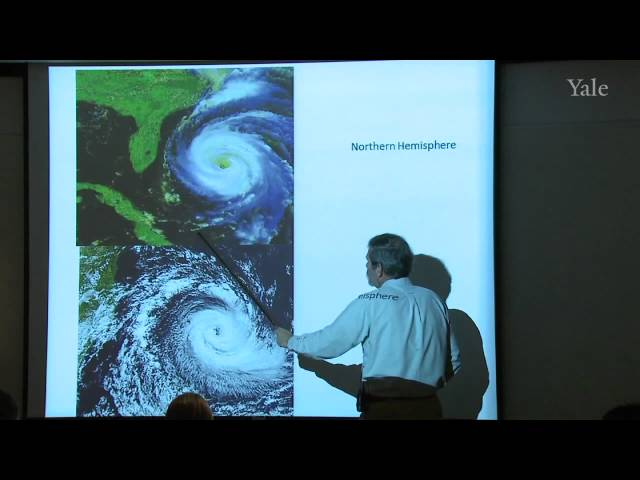14. Coriolis Force and Storms