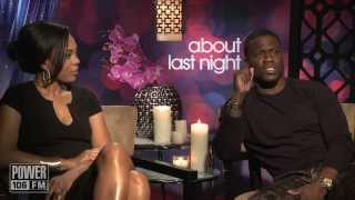 Kevin Hart & Regina Hall Talk Relationships | About Last Night