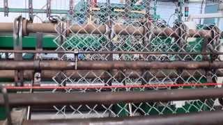 Станок сетки Рабица(На видео показан процесс производства сетки Рабица в цехе ООО Унипласт г. Кривой Рог Украина., 2013-09-19T06:35:46.000Z)