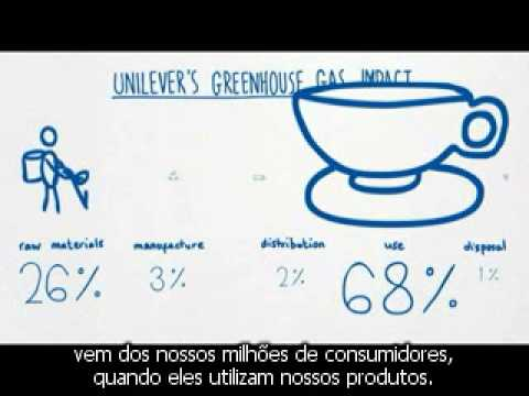 Unilever supply chain - sustentabilidade