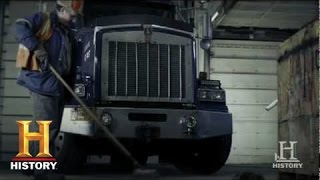 Ice Road Truckers: Nightmare   History