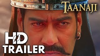 TAANAJI  Trailer   Ajay Devgn   Om Raut   The Unsung Warrior   Unofficial