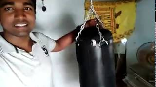 Boxing bag for beginners, which one to buy