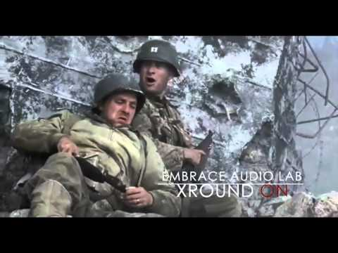 XROUND 3D audio effect in Saving private Ryan