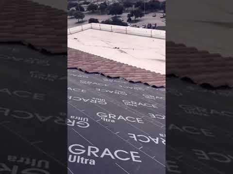 Decra Villa Tile/ TPO FA project