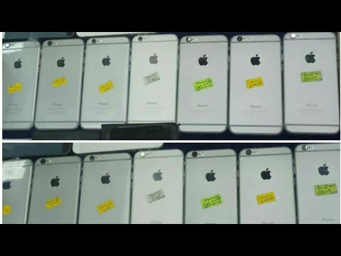 Used Mobiles Market | iPhones In Cheap Price | Mumbai |