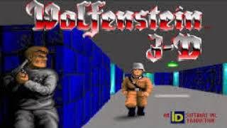 Wolfenstein 3D Music - U R A Hero (Episode Completed)