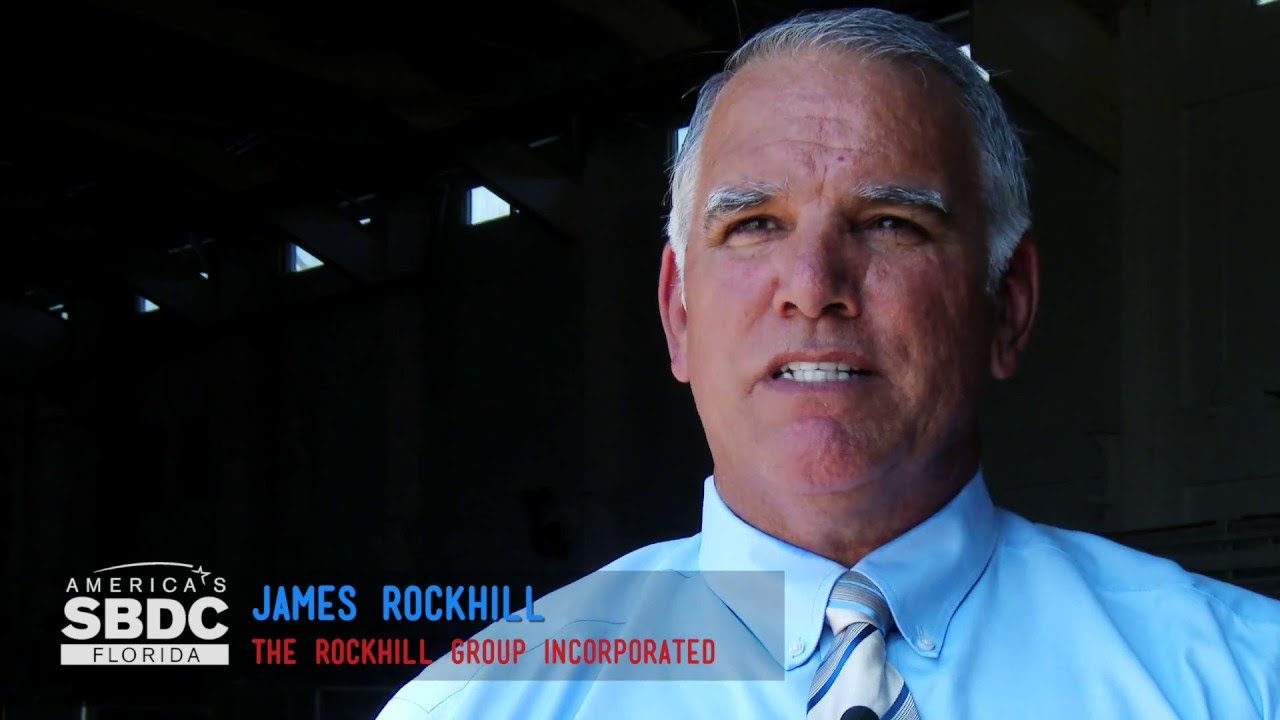 The Rockhill Group: A Florida SBDC at UWF Success Story
