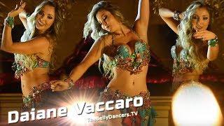 Daiane Vaccaro - Belly Dance Ya Mna3na3 / رقص شرقي مصري يامنعنع