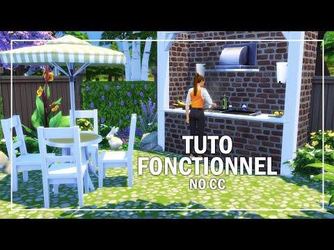 💡Tuto construction Sims 4