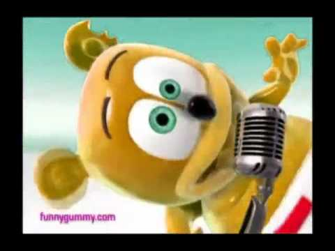 The gummy bear song in luig group