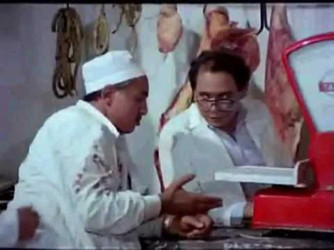 عادل إمام مشهد مضحك من فلم على باب الوزير