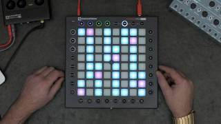 Скачать Novation Launchpad Pro Overview