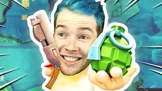 DanTDM.. The Stupidest Worm!