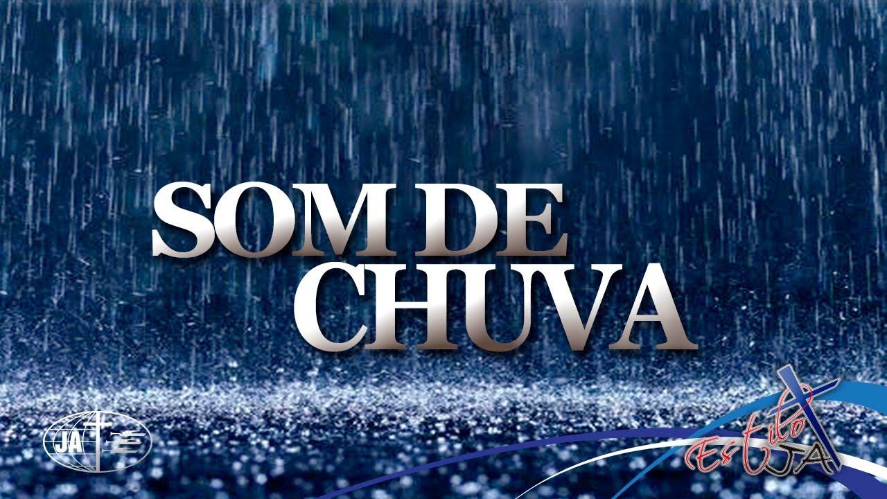 SOM DE CHUVA - Cd Jovem 2013 - YouTube