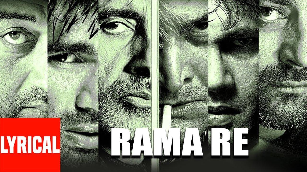 Download Lyrical Video: Rama Re   Kaante   Sanjay Dutt, Amitabh Bachchan, Lucky Ali, Sunil Shetty