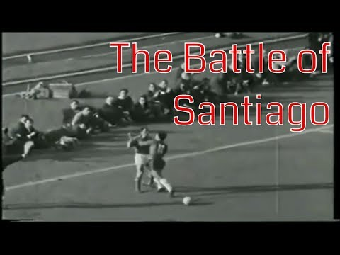 the battle of Santiago!!black day in football history!!