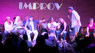 Flip Orley: Just Now - Two Women hypnotizing each other at the Tempe Improv