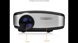 Cheerlux C6 Projector  - Product Video