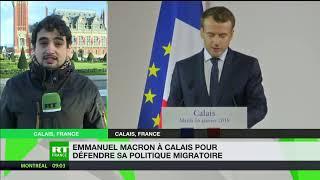Calais : l'association L'auberge des migrants ne voit aucune chance d'être entendue