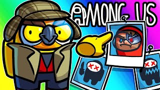 Among Us Funny Moments - 3 Person Imposter Game!