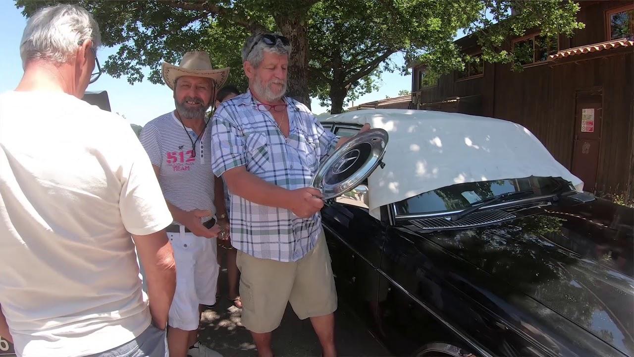 Old Motors Club Malta visit to Sicily June 2019 - YouTube