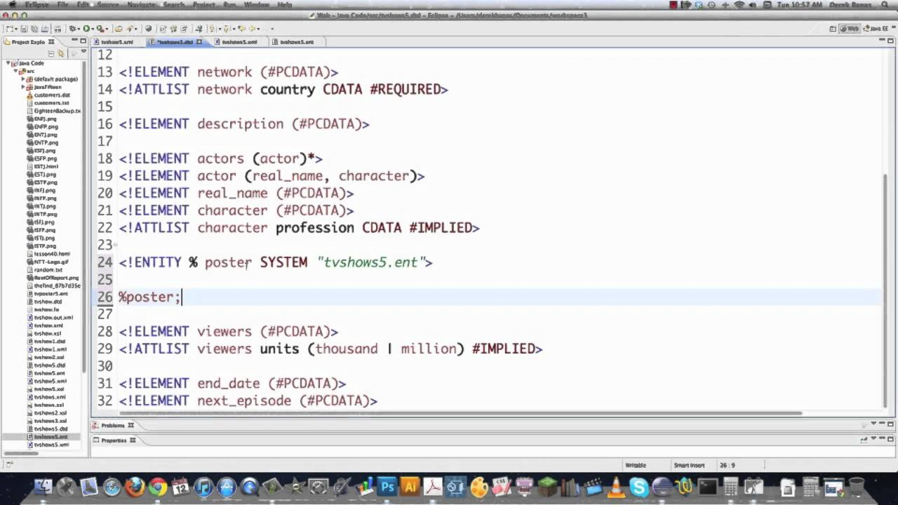 Xml video tutorial 5 youtube xml video tutorial 5 baditri Images