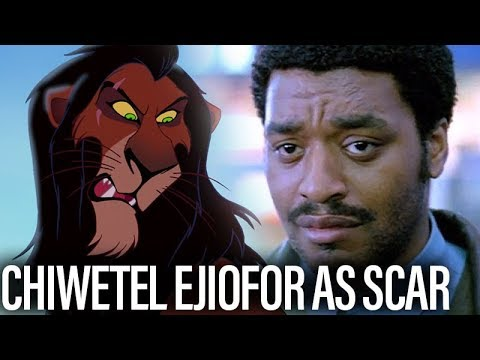 Lion King's Scar: Chiwetel Ejiofor In Talks To Voice