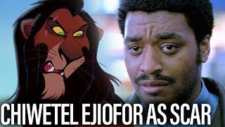 Lion Kings Scar Chiwetel Ejiofor In Talks To Voice