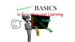 Playtime's Theme (Extra Recess Time) - Baldi's Basics in Education and Learning