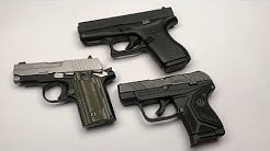 Top 3 Best Concealable 380 Semi Auto Pistols Guns