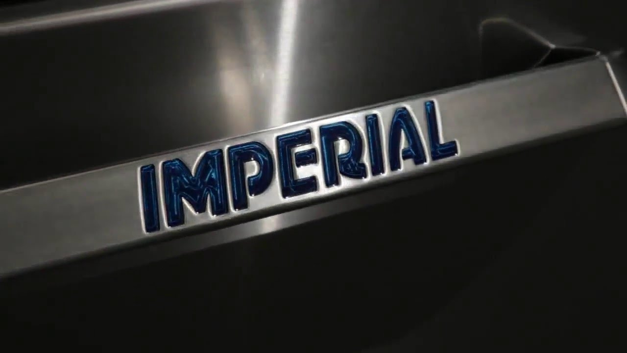 Features Of Imperial Range Commercial Cookers