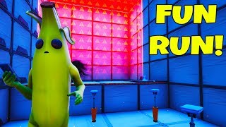 CIZZORZ FUN RUN *NEW CODE & CHALLENGE* (Fortnite Creative) #CizzorzFunRun #NewBalance