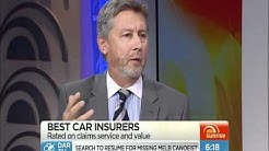 Car Insurance Star Ratings - featured on Sunrise