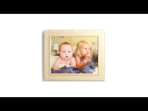 "Memories to Fine Art Photo to Portrait Canvas16"" x 20"""