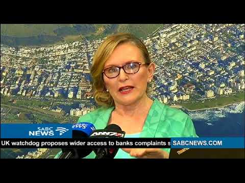 Western Cape water crisis should be declared a national disaster: Zille