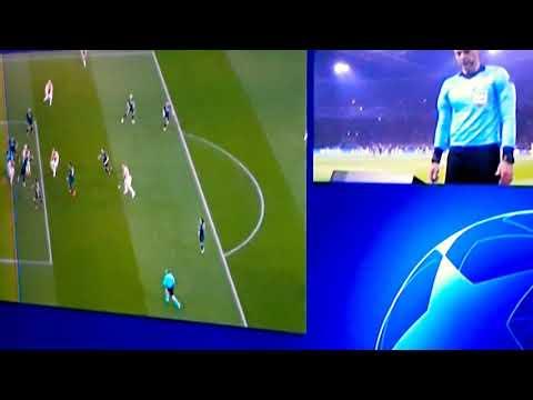 Uso do VAR - Ajax x Real Madrid - Champions League 2018-19 Mp3