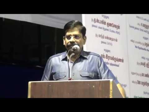 kaliyamoorthy speech at perambalur bookfair 31.01.2017