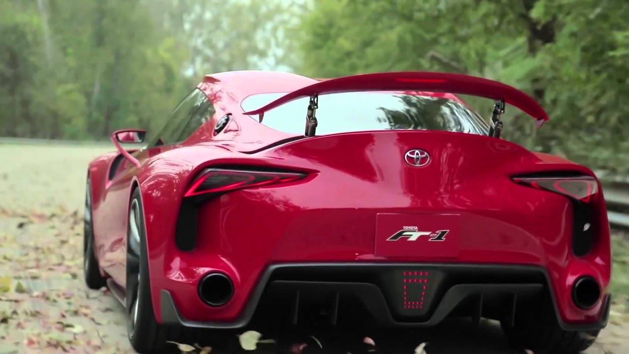 New Toyota Ft1 Supra L Stance Nation