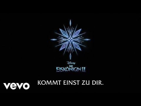 """Sabrina Weckerlin - Es kommt zu dir (aus """"Die Eiskönigin 2""""/Lyric Video)"""