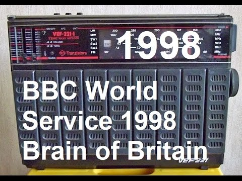 BBC World Service 1998 Brain of Britain 3/3