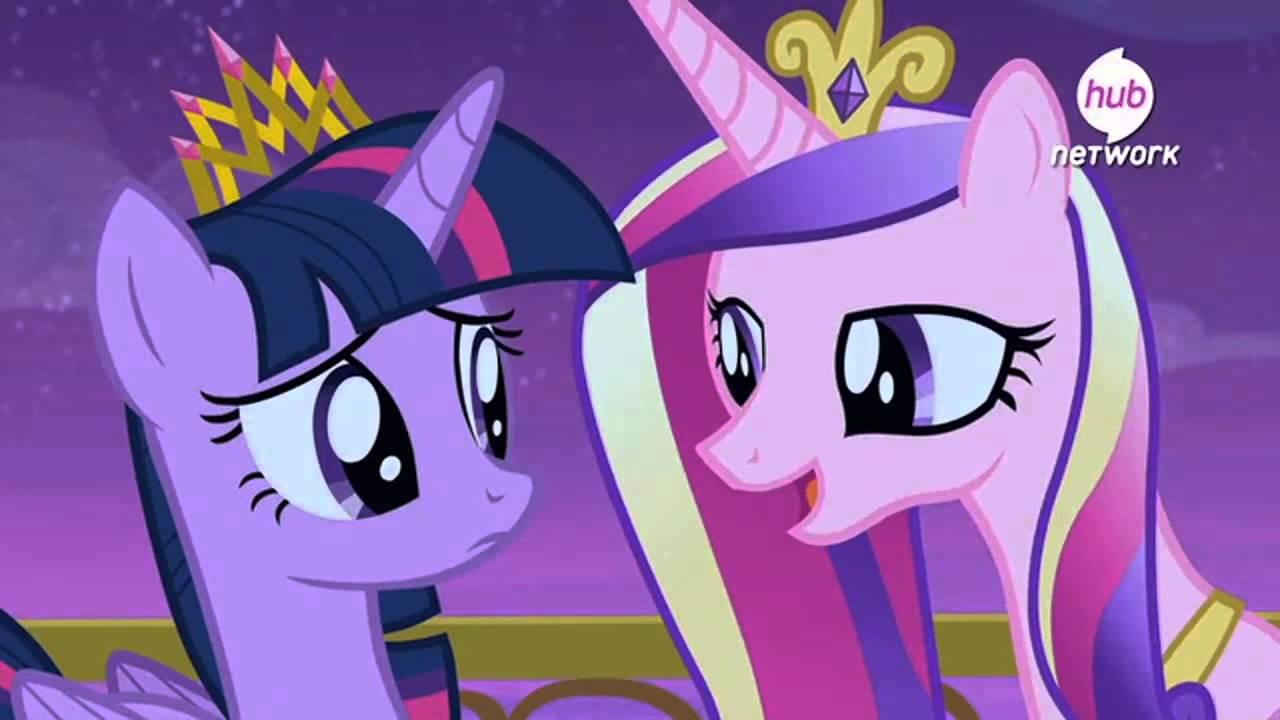 My Little Pony Friendship Is Magic Twilight S Kingdom